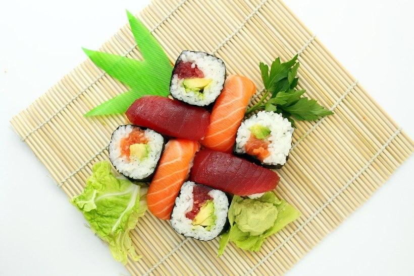 Vead, mida üks tõeline sushi armastaja kunagi ei tee!