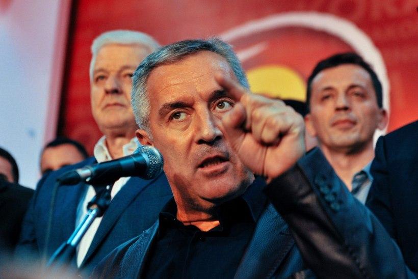 LÄÄNERIIKIDE AJALEHED: Kreml plaanis Montenegros riigipööret ja peaministri tapmist