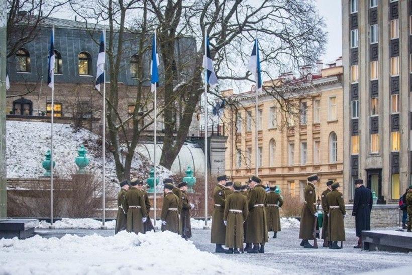 GALERII | Tartu rahu aastapäeva tähistamine tipnes kontsertaktusega Estonias