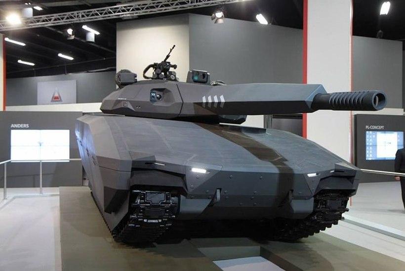 TERASMUSKEL TRIMMI: Poola on tõusmas arvestatavaks tankitootjaks