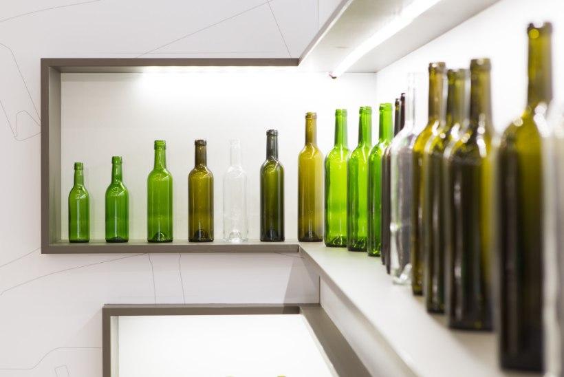 FOTOD | Äravisatud pudelid on looduse poolt taas kauniks muudetud