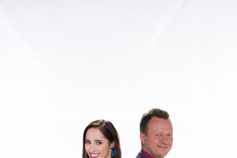 """""""Eesti Laul 2017"""" poolfinaale juhivad Marko Reikop ja Elina Netšajeva"""