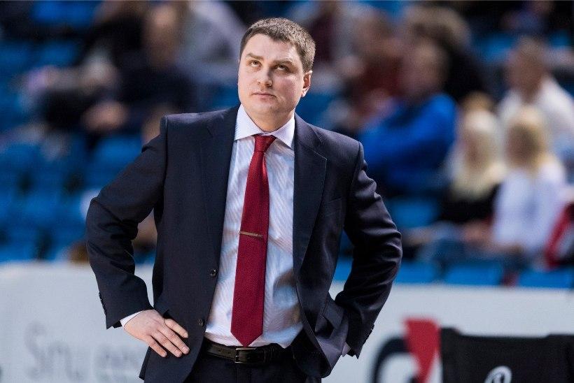 """Kalev/Cramo sõidab Astanasse """"number kolmedeta"""". Milline on Alar Varraku """"Plaan B""""?"""