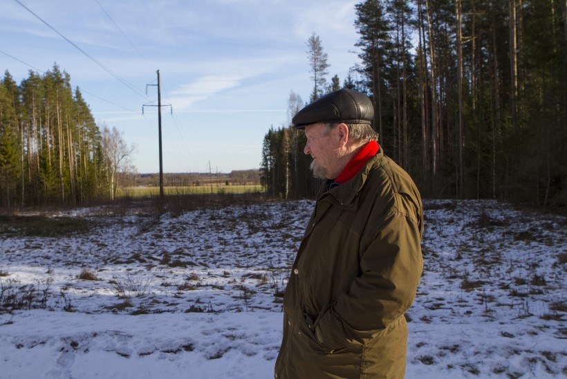 TALUNIK: elektriliinide pärast on mul kolm hektarit metsa ja maad kasutud