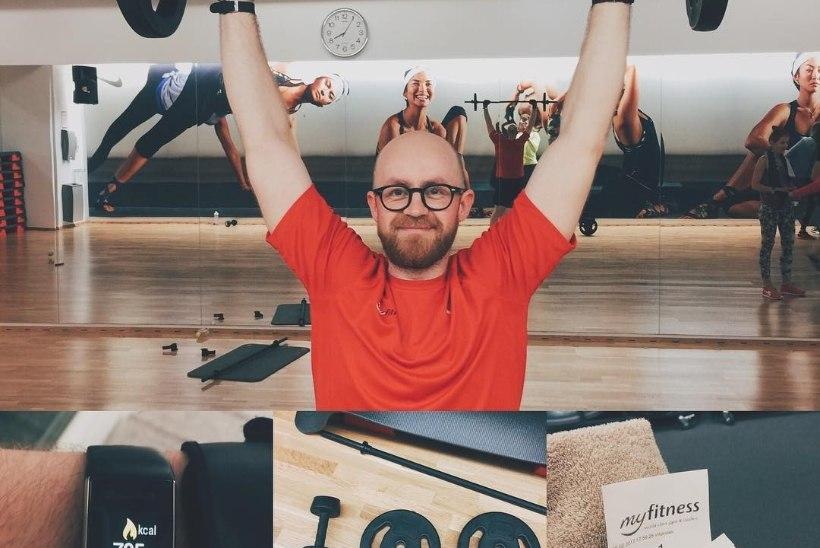 "Veiko Tubin: ""100 trenni ja -22 kg hiljem!"""