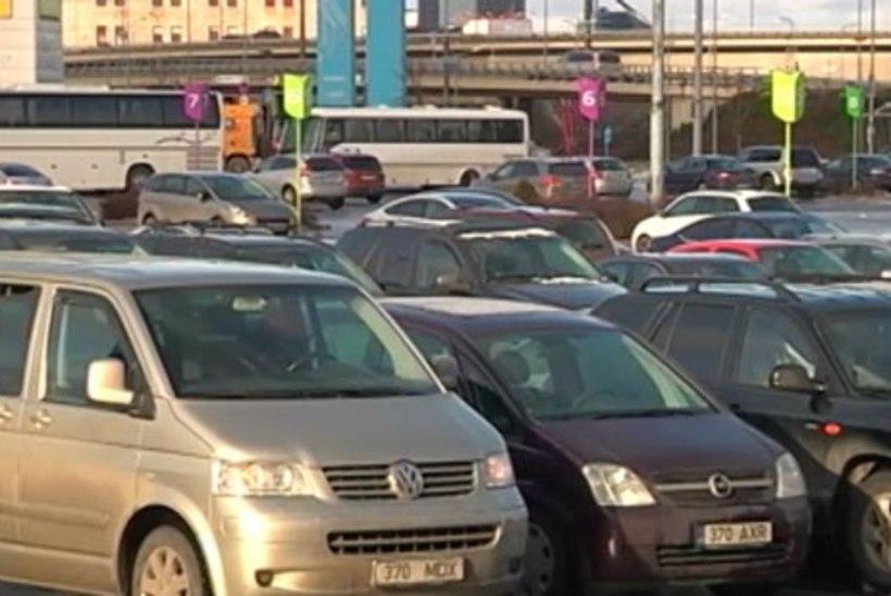 TV3 VIDEO | Maanteeamet ja eraparklad vaidlevad, kaseraparkladpeaksid saama ligipääsuisikuandmete registrile