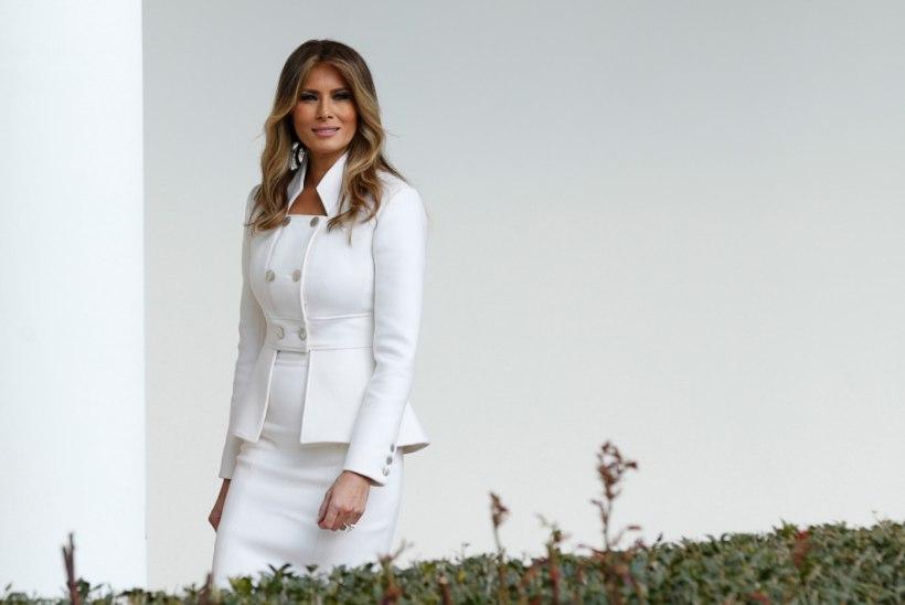 """Melania Trump: """"Minu mees pole Hitler. Ta tahab Ameerikat aidata."""""""