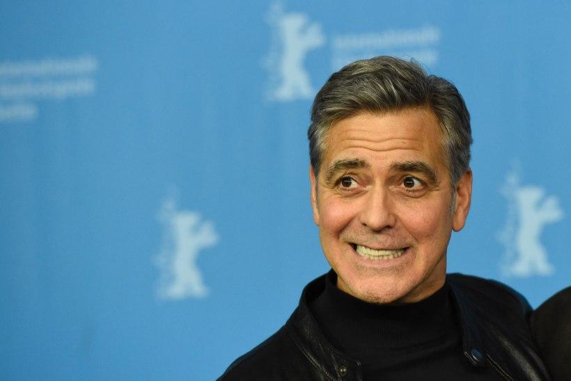 Lõpuks ometi! George Clooney kommenteeris esmakordselt beebiootust