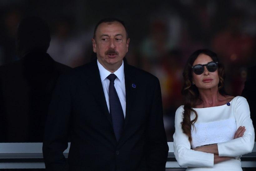 Äliyev nimetas abikaasa oma asetäitjaks