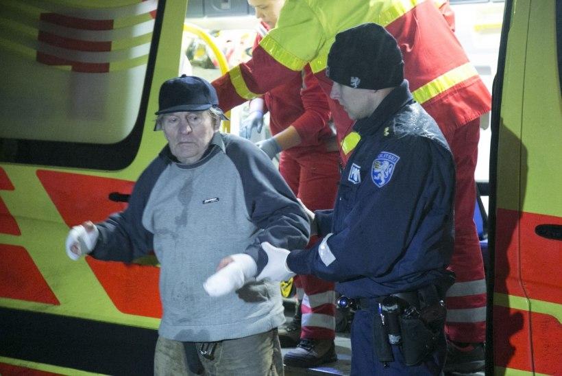 Jan Uuspõld takistas avarii põhjustanud purupurjus juhil põgenemist