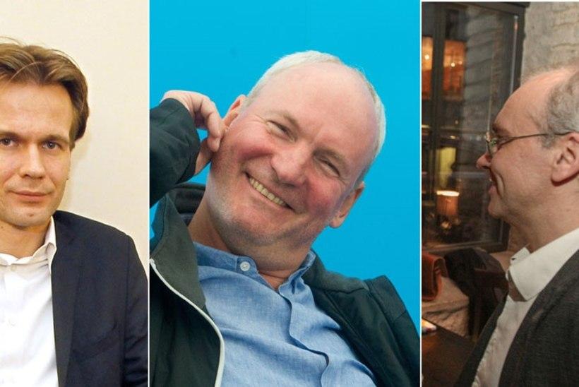 Rahvusringhäälingu juhi kandidaadid on Roose, Luik ja Tankler