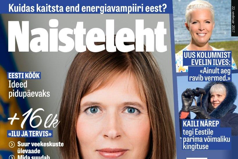 Kaili Närep tegi Eestile parima võimaliku kingituse