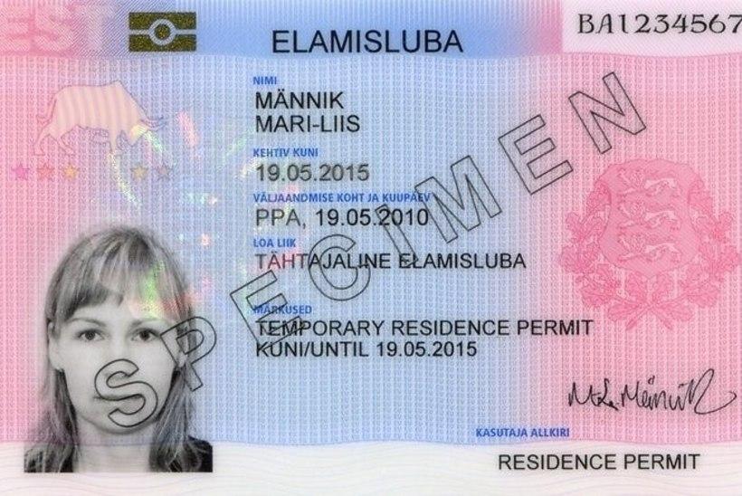 Eesti seadused vastuolus? Möödunud aastal anti välja sisserände piirarvust rohkem elamislube