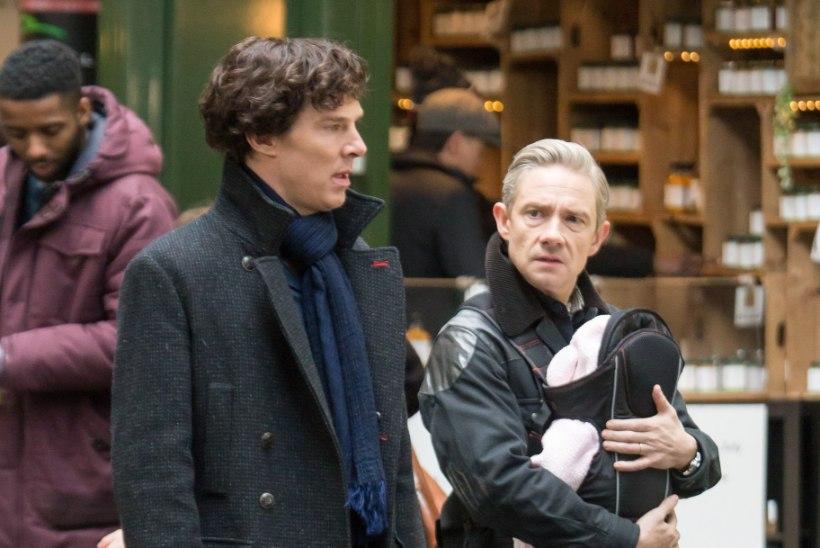 """""""Sherlock"""" võib tõesti läbi olla"""