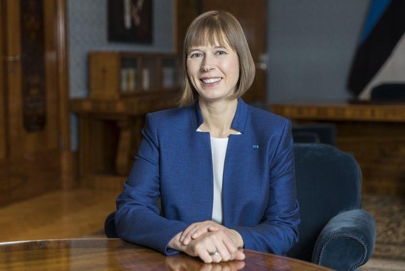 """President Kaljulaid: """"Igal Eesti inimesel, ka presidendil, on õigus oma arvamusele ka tundlikes küsimustes. Räägime nendest asjadest ja arutame."""""""