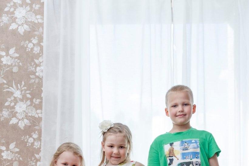 Lapsed seostavad Eestit kõige enam kodu, perekonna ja lipuga
