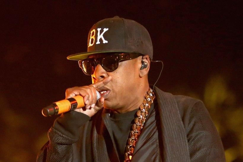 Räppar Jay Z sai ülikõrge tunnustuse osaliseks