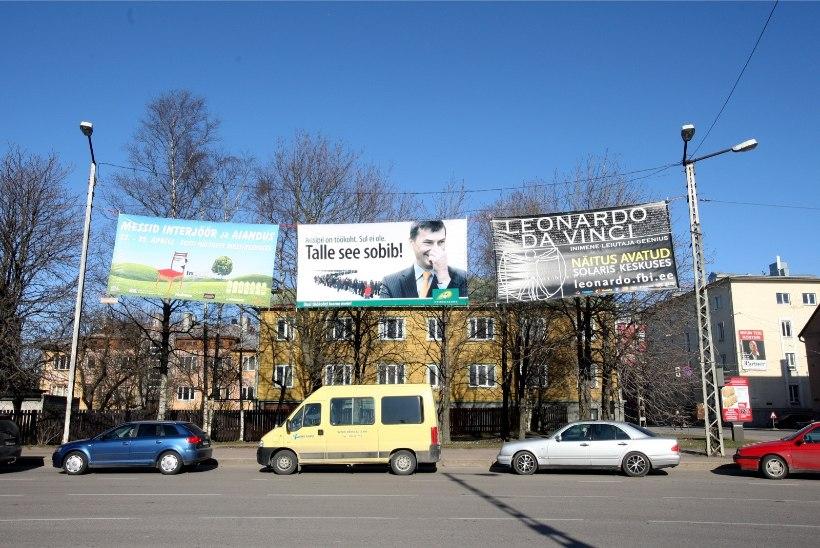 Revisjon: on kahtlust, et Tallinn kasutas linna raha poliitiliseks reklaamiks