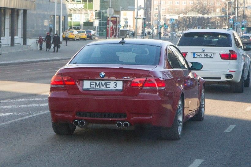 Firmaautode erisoodustuse aluseks saab auto võimsus - värvilisi numbreid ei tule