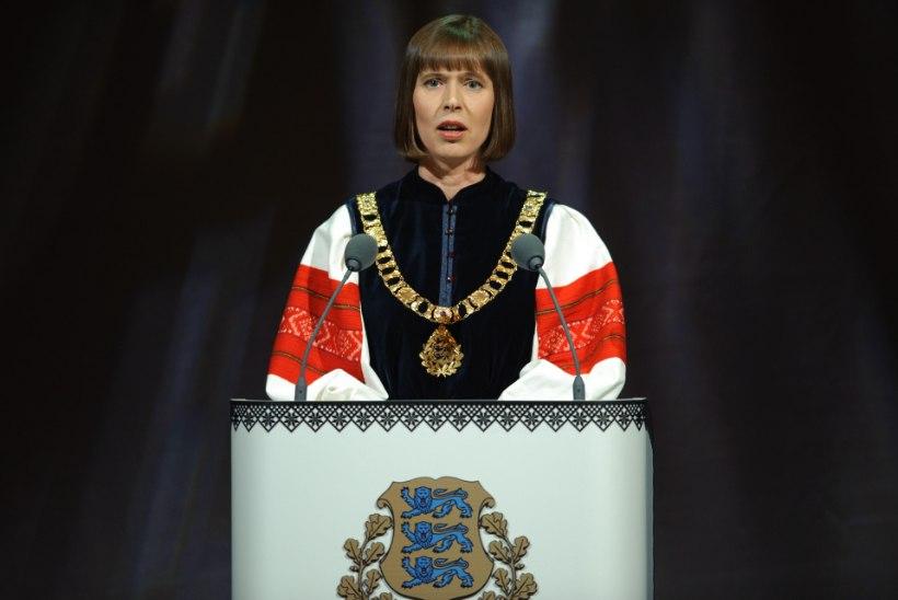 KALJULAID AASTAPÄEVAKÕNES: Eesti ei ole saanud endale kunagi lubada ühiskonda, kus tulevikule ei pea mõtlema