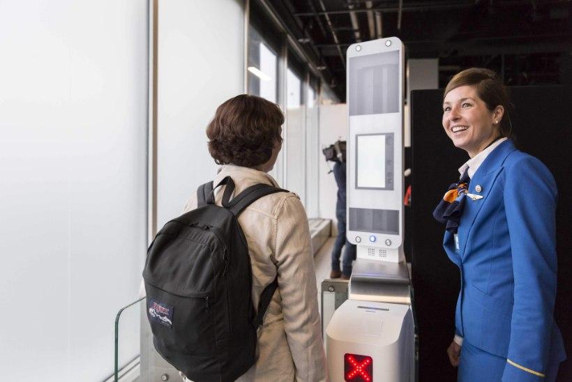 Schiphol Amsterdamis pürib üha digitaalsemaks
