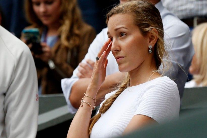 SKANDAALNE VIDEO | Tenniselegend Djokovic ja tema rase abikaasa tõrelesid fännide ees