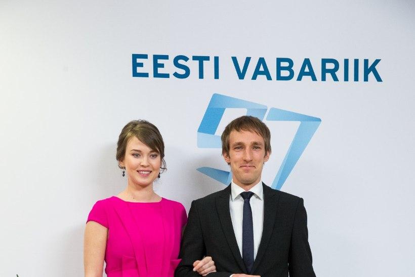 PALJU ÕNNE! Riigikogu liige Lauri Luik sai vabariigi aastapäevaks tütre