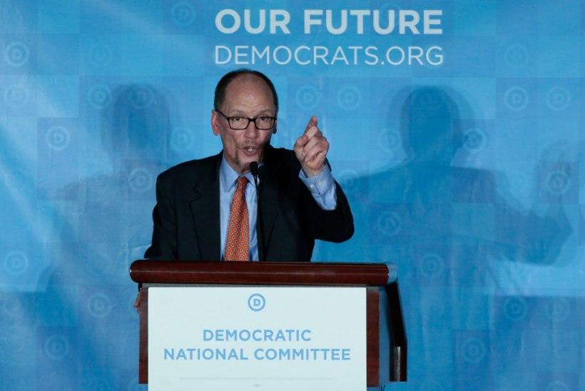USA demokraadid valisid juhi