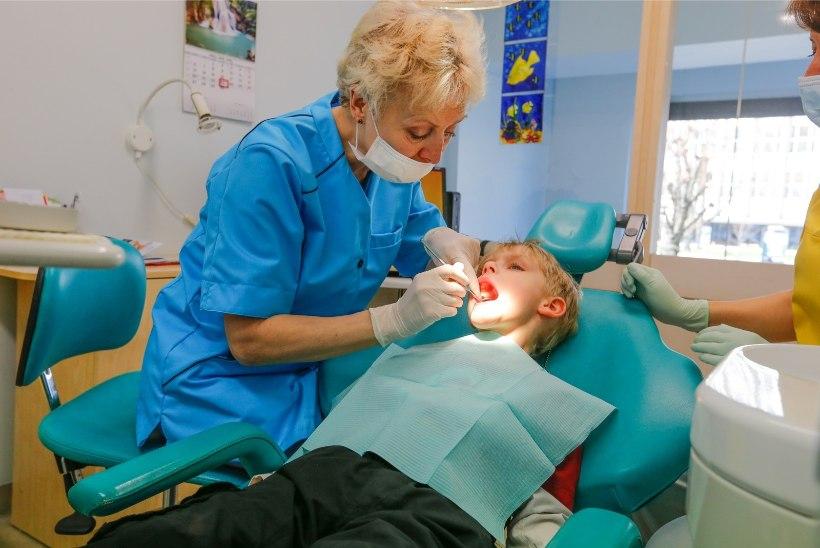 Kas laste hambaravi on ikka tasuta ja kes selle siis peab kinni maksma?