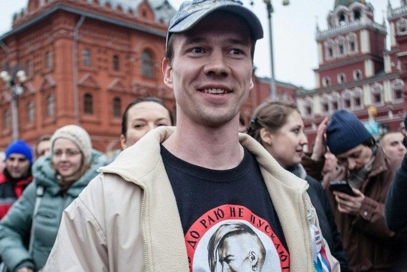 Opositsiooniaktivist pääses vanglast
