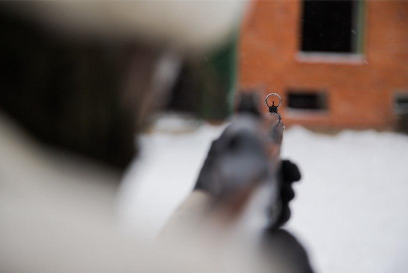 Vihane sõdur sõimas oma ülemat sotsiaalmeedias