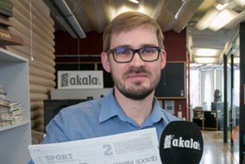 Žürii valis aasta ajakirjaniku nominendid