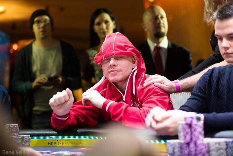 Eestlane teenis Tallinnas peetud pokkeri suurturniiril ligi 50 000 eurot
