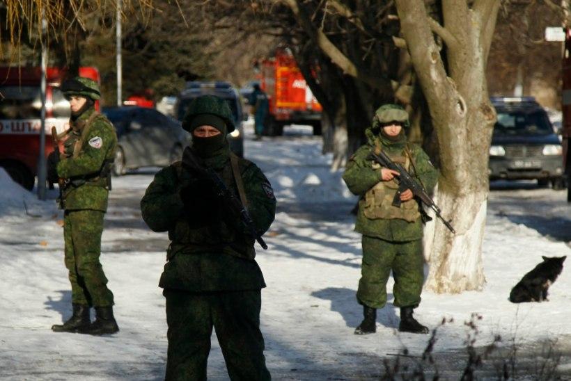 KITSAS KÄES: Ukraina separatistid peavad maksma trahve ja ehitama oma raha eest kindlustusi