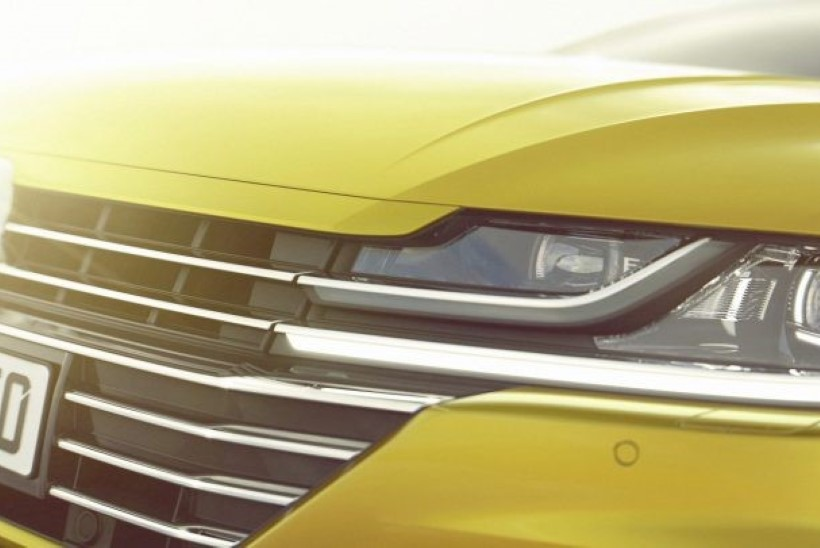 Sportlik ja noobel laugpära VW Arteon, kas tänavuse Genfi autonäituse üks oodatumaid tähti?