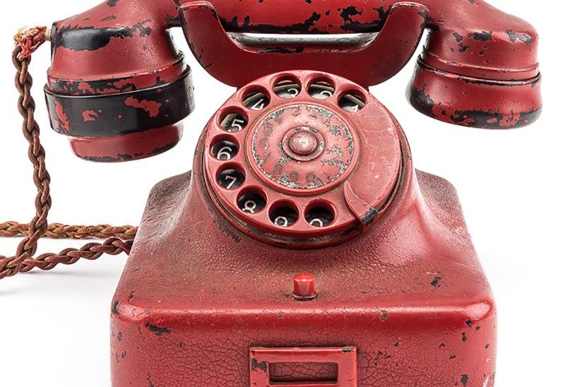Oksjonil müüdud Hitleri telefon on võltsing?