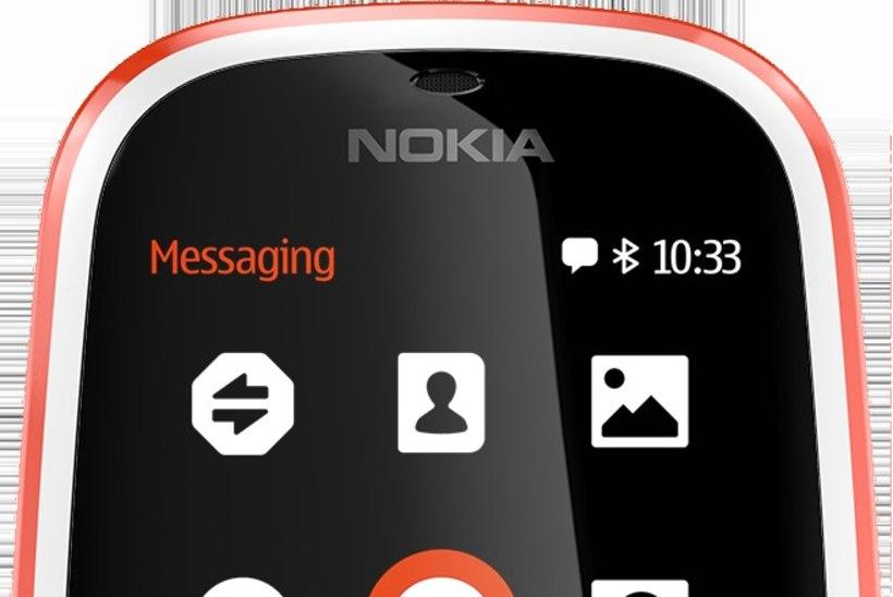 VIDEO   Uus Nokia 3310 tippnutitelefonide tasemeni ei küüni, aga aku on võimas