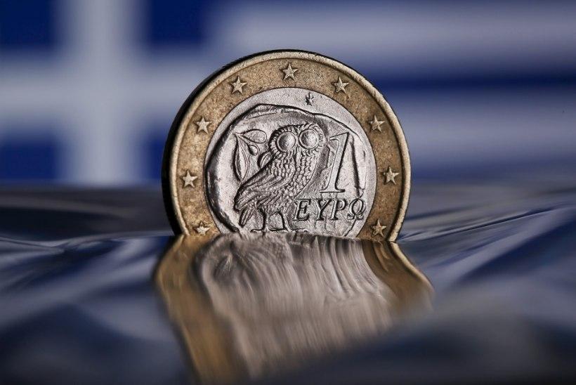 MURE KASVAB: eurotsooni ähvardab taas lagunemine