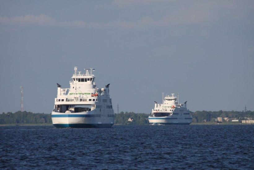 Saaremaa laevakompanii hülgab Elbe