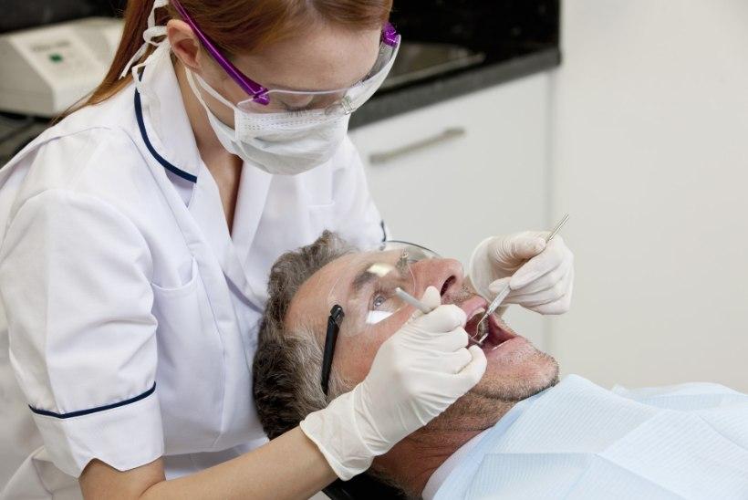 Hambaravihüvitis annab kõigile täiskasvanutele võimaluse vähemalt kord aastas hambaarsti külastada