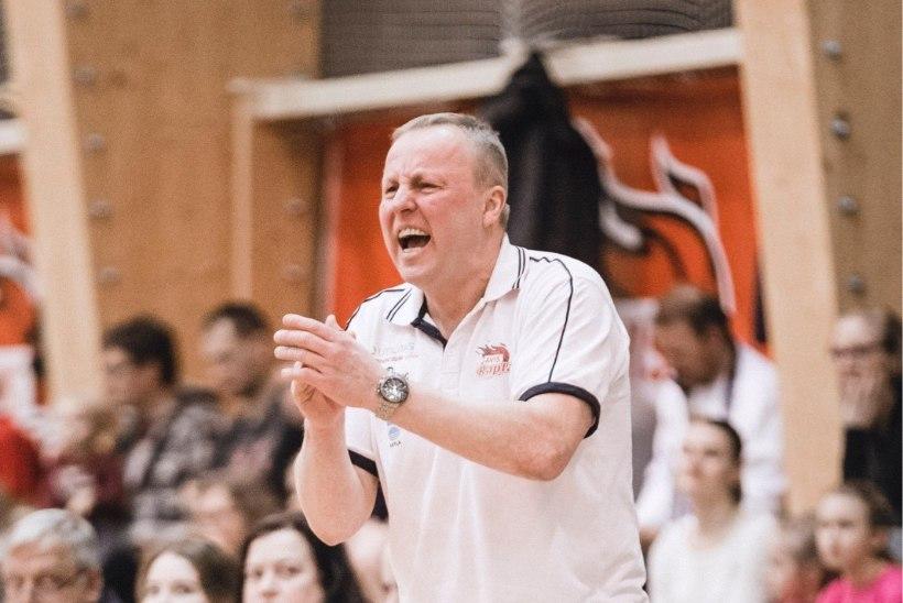 Rapla viskas Pärnu vastu kõigest 49 punkti, kahest mängijast ilma jäänud Tarvas sai suure kaotuse