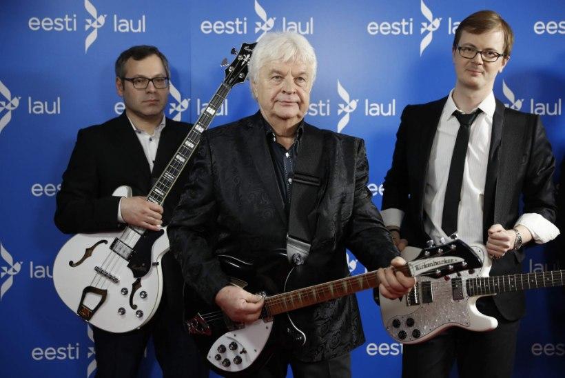 """Lenna Kuurmaa: """"Ma ei tunne, et oleksin """"Eesti laulu"""" laval soololaulja!"""""""