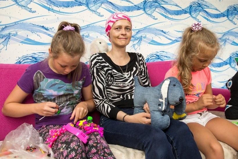 Vähiravifond kinkis mullu võimaluse kauem elada 40 inimesele