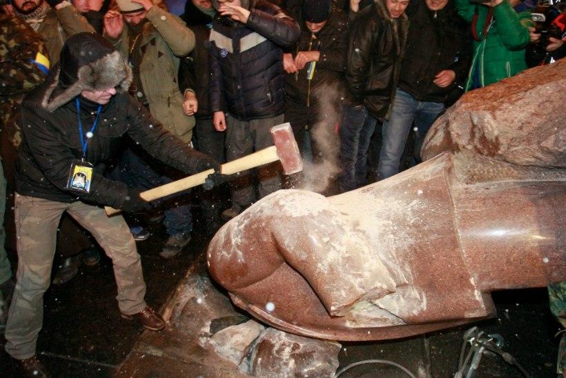 Ukraina võitlus Leninitega kulgeb edukalt