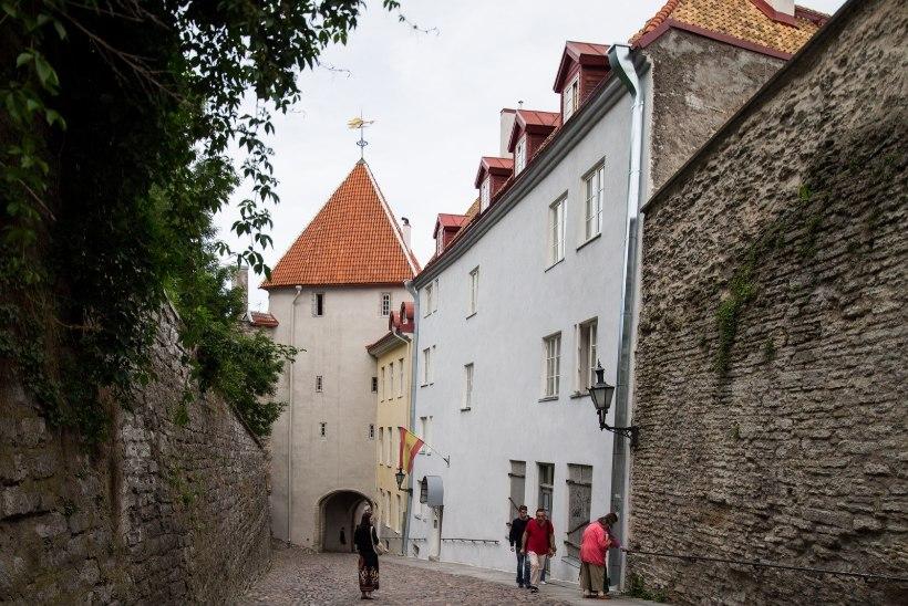 feae8cf7ec0 The Telegraph valis Ida-Euroopa vaatamisväärseimaks kohaks Tallinna ...
