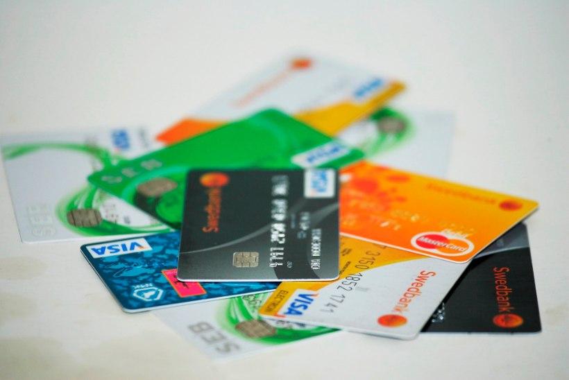 Häire kaardimaksetes kauplusekettidele olulist kahju ei teinud