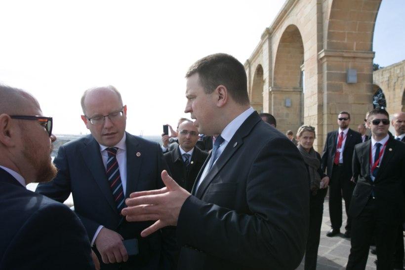 Ratas: Euroopa Liit tegi olulise sammu rändevoogude vähendamisel Vahemere keskosas