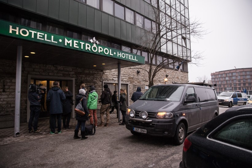 Kaks tulistamist ühes hotellis – kas inimesed on hirmul?