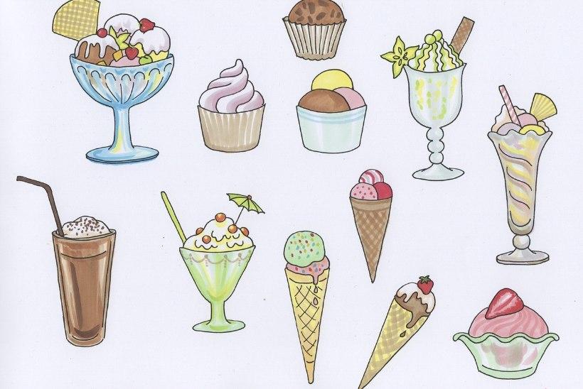 HUVITAV UURING: Süües hommikuti jäätist muutud targemaks!