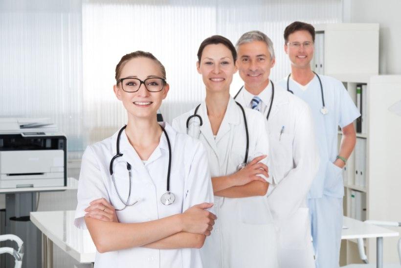 Eesti tervishoiusüsteem sai 258 uut õde